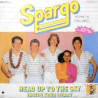 12 / SPARGO / HEAD UP TO THE SKY / INSIDE YOUR HEART