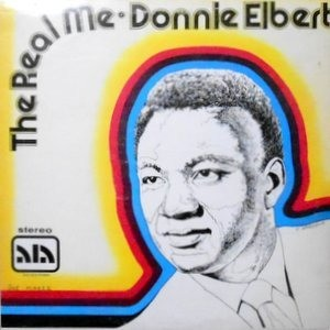 LP / DONNIE ELBERT / THE REAL ME