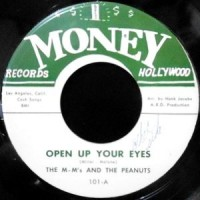 7 / THE M-M'S AND THE PEANUTS / OPEN UP YOUR EYES / LIL' VALLEY