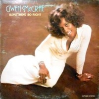 LP / GWEN MCCRAE / SOMETHING SO RIGHT