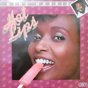 LP / GENE HARRIS / HOT LIPS