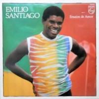 LP / EMILIO SANTIAGO / ENSAIOS DE AMOR