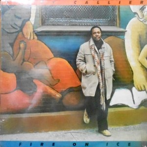 LP / TERRY CALLIER / FIRE ON ICE