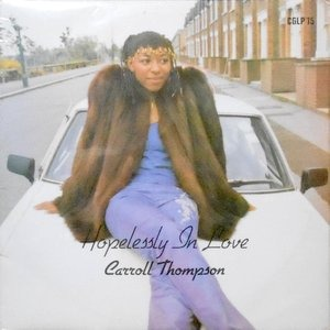 LP / CARROLL THOMPSON / HOPELESSLY IN LOVE