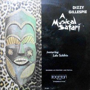 LP / DIZZY GILLESPIE / A MUSICAL SAFARI
