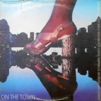 LP / WEBSTER LEWIS / ON THE TOWN