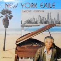 LP / LAMONT JOHNSON / NEW YORK EXILE