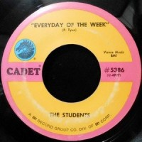 7 / THE STUDENTS / EVERYDAY OF THE WEEK / I'M SO YOUNG