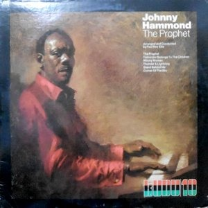 LP / JOHNNY HAMMOND / THE PROPHET