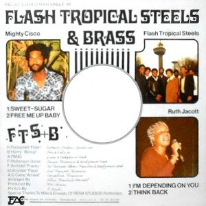 12 / FLASH TROPICAL STEELS & BRASS / FTS+B