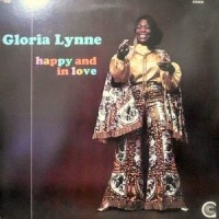 LP / GLORIA LYNNE / HAPPY AND IN LOVE