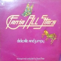 LP / FANIA ALL STARS / DELICATE AND JUMPY