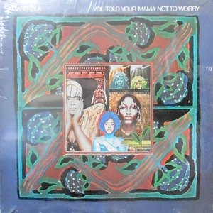 LP / HUGH MASEKELA / YOU TOLD YOUR MAMA NOT TO WORRY