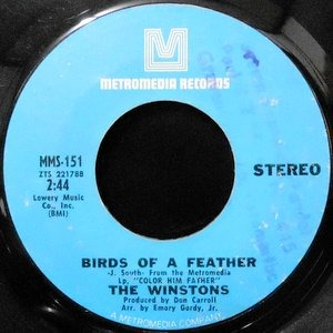 7 / THE WINSTONS / BIRDS OF A FEATHER / THE GREATEST LOVE