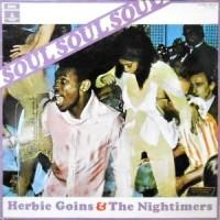 LP / HERBIE GOINS & THE NIGHTIMERS / SOUL SOUL SOUL