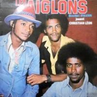 LP / LES AIGLONS / JOUENT CHRISTIAN LEON
