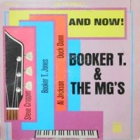 LP / BOOKER T. & THE MG'S / AND NOW!