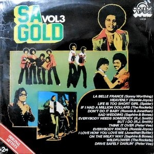 LP / V.A. / SA GOLD VOL. 3