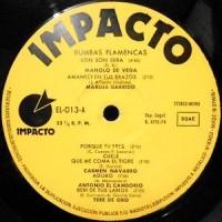 LP / V.A. / RUMBAS FLAMENCAS