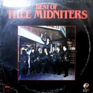 LP / THEE MIDNITERS / BEST OF THEE MIDNITERS