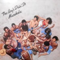 LP / HUGH MASEKELA / THE BOY'S DOIN' IT