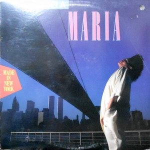 LP / TANIA MARIA / MADE IN NEW YORK