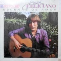 LP / JOSE FELICIANO / ESCENAS DE AMOR