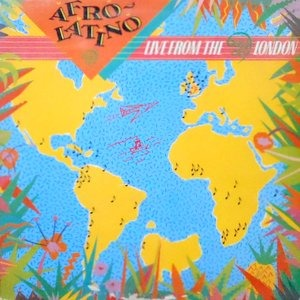 LP / V.A. (AFRO-LATINO) / LIVE FROM THE BASS CLEF LONDON