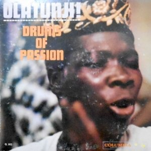 LP / OLATUNJI / DRUMS OF PASSION