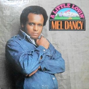 LP / MEL DANCY / A LITTLE LOVIN'