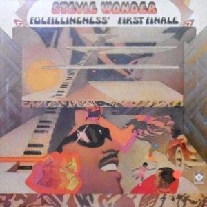 LP / STEVIE WONDER / FULFILLINGNESS' FIRST FINALE