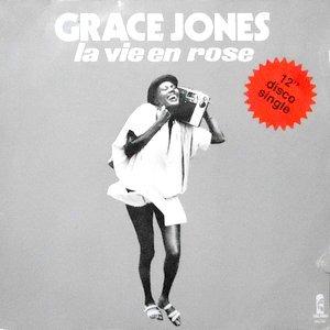 12 / GRACE JONES / LA VIE EN ROSE
