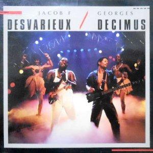LP / JACOB F DESVARIEUX / GEORGES DECIMUS / JACOB F DESVARIEUX / GEORGES DECIMUS