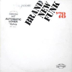 LP / BRAND NEW FUNK / BRAND NEW FUNK '78