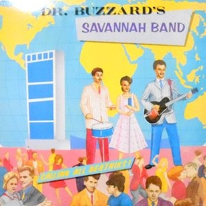 LP / DR. BUZZARD'S SAVANNAH BAND / CALLING ALL BEATNIKS!