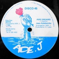 12 / JEAN ADEBAMBO / PIPE DREAMS