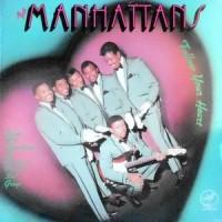LP / THE MANHATTANS / FOLLOW YOUR HEART