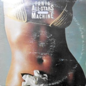 LP / FANIA ALL STARS / RHYTHM MACHINE