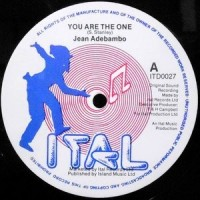 12 / JEAN ADEBAMBO / YOU ARE THE ONE / VERSION