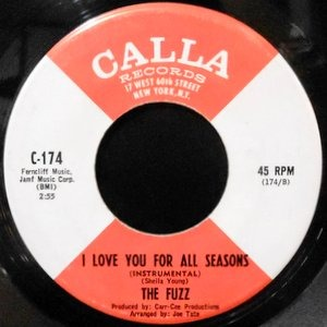 7 / THE FUZZ / I LOVE YOU FOR ALL SEASONS