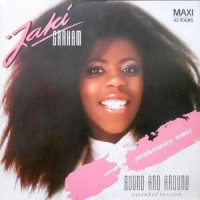 12 / JAKI GRAHAM / ROUND AND ROUND