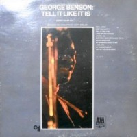 LP / GEORGE BENSON / TELL IT LIKE IT IS