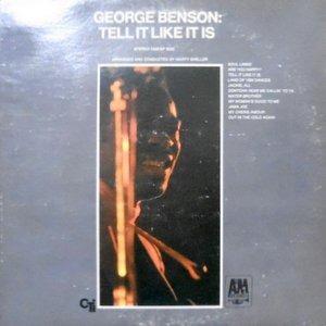LP / GEORGE BENSON / TELL IT LIKE IT IS