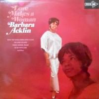 LP / BARBARA ACKLIN / LOVE MAKES A WOMAN