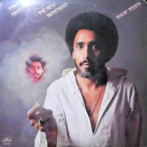 LP / TONY SILVESTER & THE NEW INGREDIENT / MAGIC TOUCH
