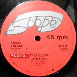 12 / JANET KAY / SILLY GAMES / DANGEROUS