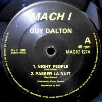12 / GUY DALTON / NIGHT PEOPLE / PASSER LA NUIT / NIGHT PEOPLE (NEW YORK MIX)