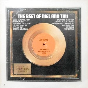 LP / MEL AND TIM / THE BEST OF MEL AND TIM