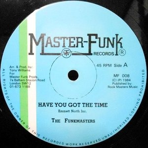 12 / THE FUNK MASTERS / HAVE YOU GOT  THE TIME
