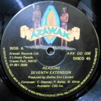 12 / SEVENTH EXTENSION / REASONS / TOO MUCH TOO LITTLE TOO LATE